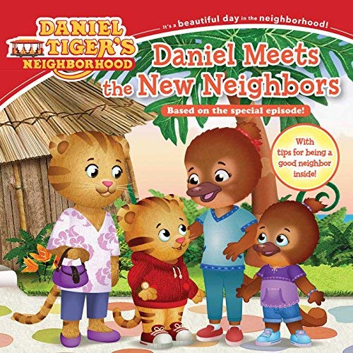 Daniel Meets the New Neighbors (Daniel Tiger's Neighborhood)