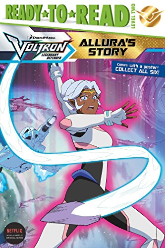 Allura's Story (Voltron Legendary Defender, Ready-to-Read! Level 2)