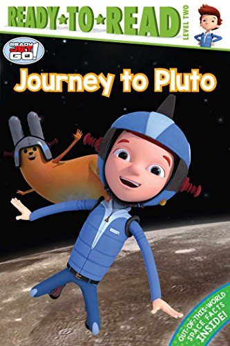 Journey to Pluto (Ready Jet Go!, Ready-to-Read! Level 2)