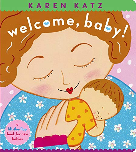 Welcome, Baby! Lift-the-Flap Book