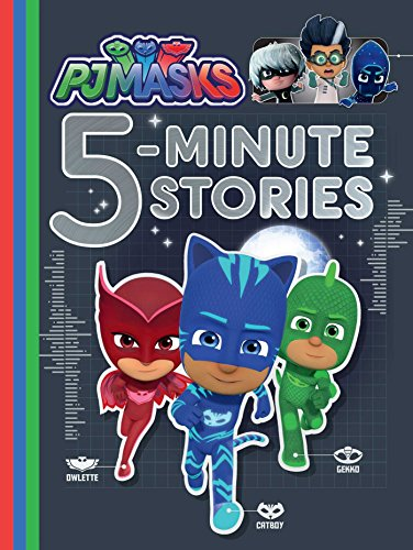 5-Minute Stories (PJ Masks)