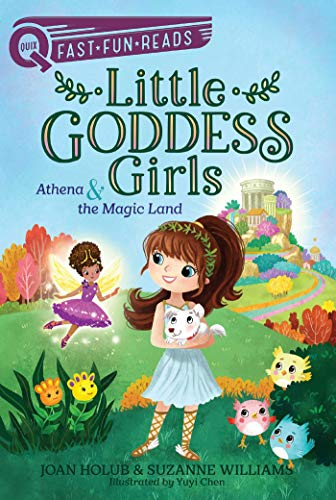 Little Goddess Girls: Athena & the Magic Land (QUIX)