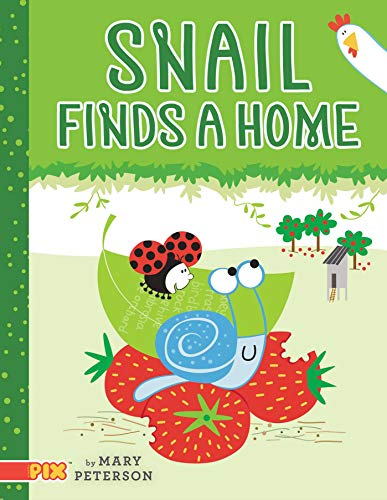 Snail Finds a Home (PIX)