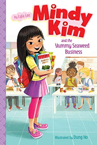 Mindy Kim and the Yummy Seaweed Business (Bk. 1)