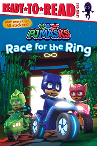 Race for the Ring (PJ Masks, Ready-to-Read! Level 1)