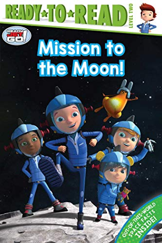 Mission to the Moon! (Ready Jet Go!, Ready-to-Read, Level 2)