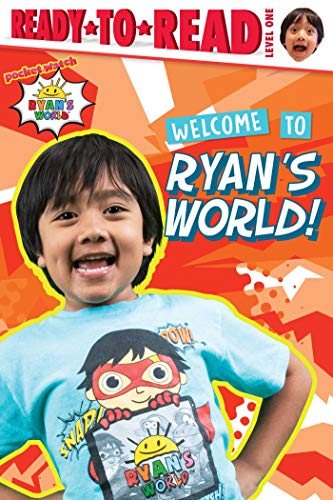 Welcome to Ryan's World! (pocket.watch, Ready-to-Read/Level 1)