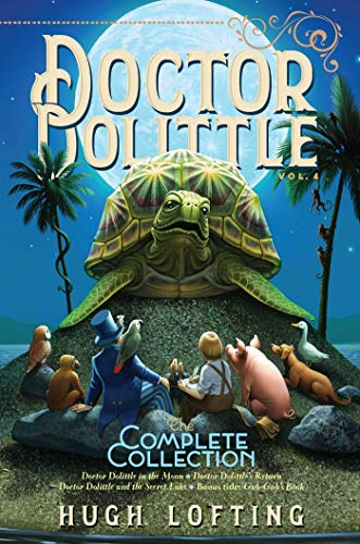 Doctor Dolittle The Complete Collection (Vol. 4)