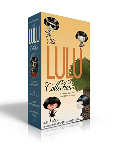 The Lulu Collection (Lulu and the Brontosaurus/Lulu Walks the Dogs/Lulu's Mysterious Mission/Lulu Is Getting a Sister)