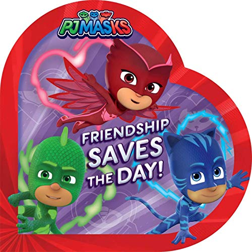 Friendship Saves the Day! (PJ Masks)