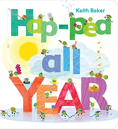 Hap-Pea All Year (The Peas Series)