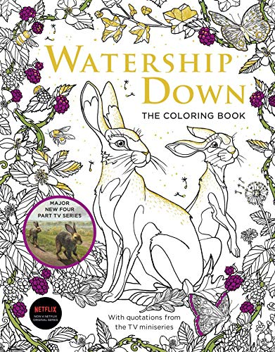 Watership Down: The Coloring Book