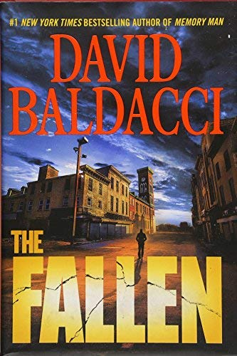 The Fallen (Memory Man Series, Bk. 4)