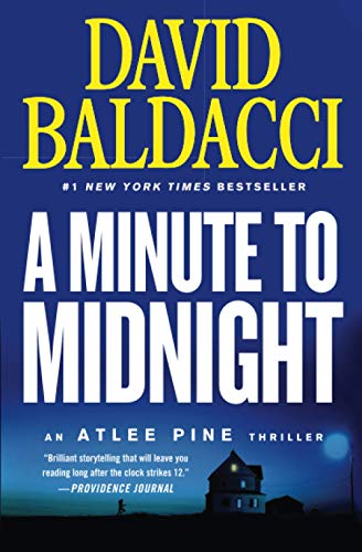 A Minute to Midnight (An Atlee Pine Thriller, Bk. 2)