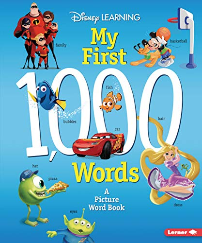 My First 1000 Words (Disney Learning)