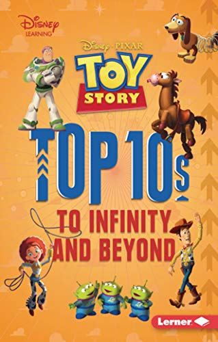 Toy Story Top 10s: To Infinity and Beyond (Disney Learning)