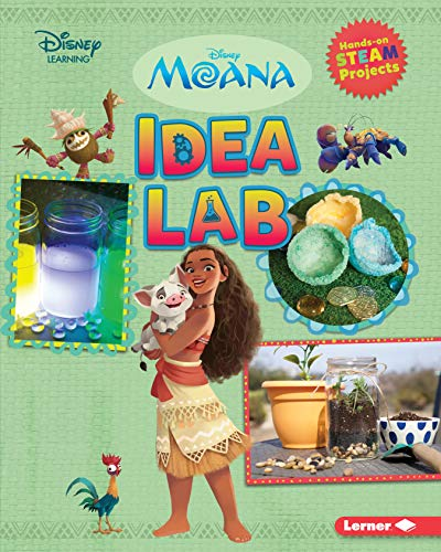Moana Idea Lab (Disney Steam Projects - Disney Learning)