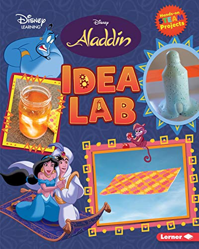 Aladdin Idea Lab (Disney STEAM Projects - Disney Learning)