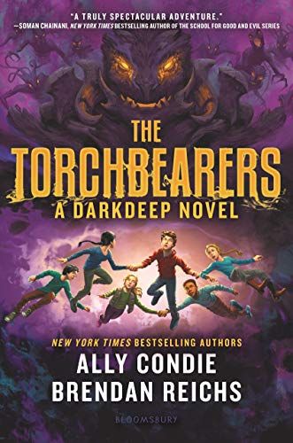 The Torchbearers (The Darkdeep, Bk. 3)