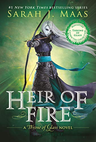 Heir of Fire (Throne of Glass Mini Character Collection)