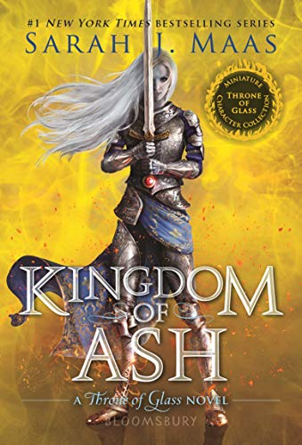Kingdom of Ash (Throne of Glass Mini Character Collection)