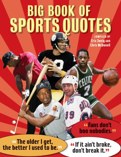 Big Book of Sports Quotes