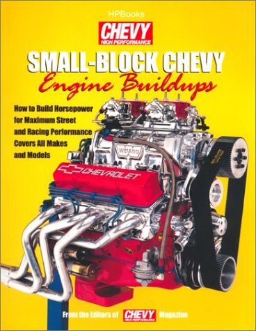 Small Block Chevy Engine Build-Ups