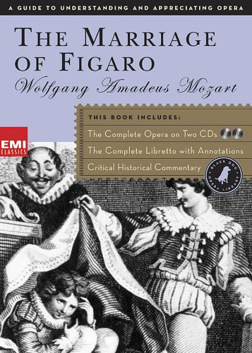 The Marriage of Figaro (Includes Cd's)