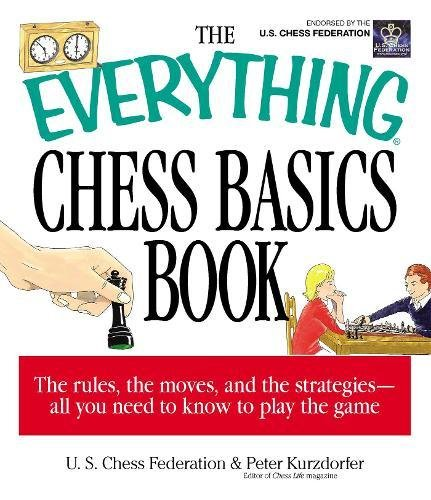 Chess Basics Book (The Everything)