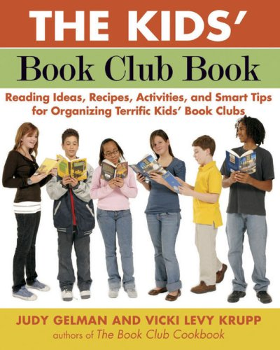 The Kids' Book Club Book