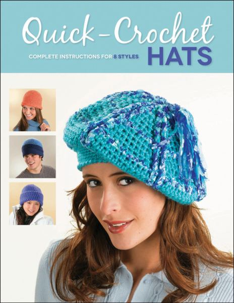 Quick-Crochet Hats