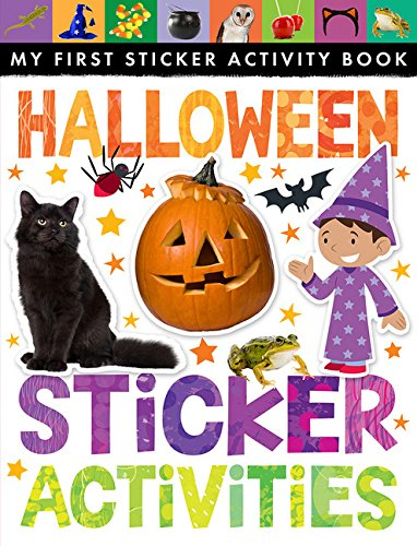 Halloween Sticker Activities (My First Sticker Activity Book)