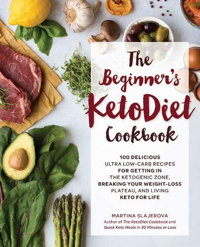 The Beginner's KetoDiet Cookbook