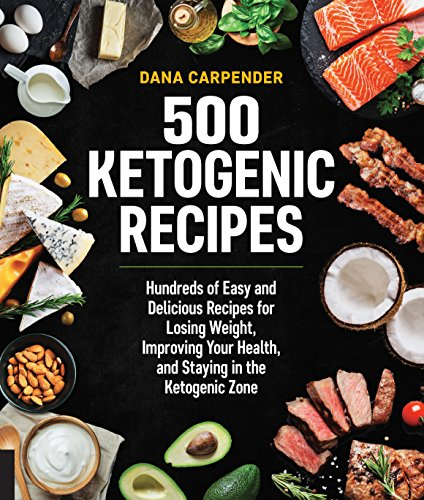 500 Ketogenic Recipes