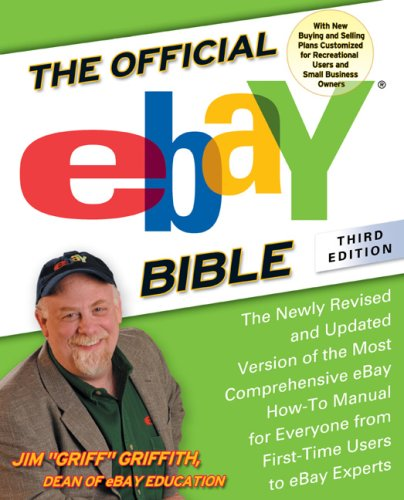 The Official eBay Bible (3rd Edition)