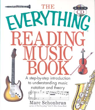 The Everything Reading Music Book (with CD)