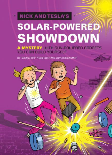 Solar-Powered Showdown (Nick and Tesla)