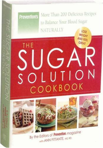 The Sugar Solution Cookbook (Prevention)