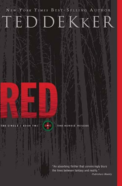 Red (The Circle Series, Bk. 2, 5th Anniversary Edition)