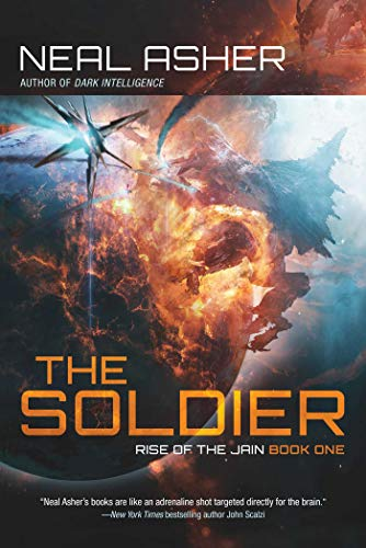The Soldier (Rise of the Jain Bk. 1)