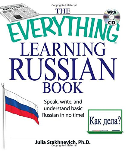 Learning Russian Book (The Everything)