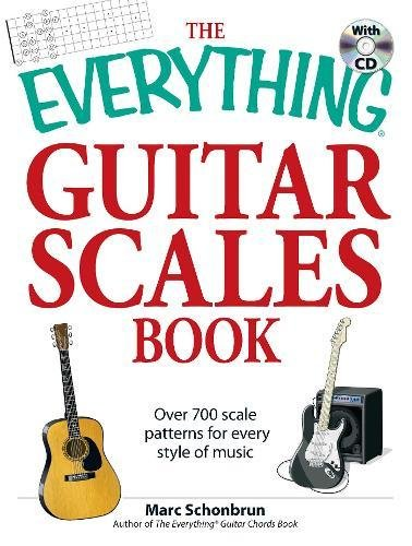 Guitar Scales Book (The Everything)