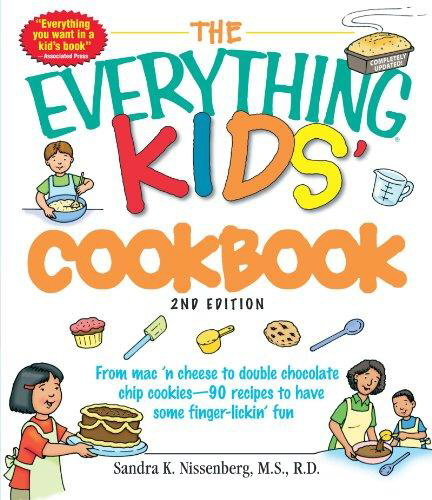The Everything Kids' Cookbook (2nd Edition)