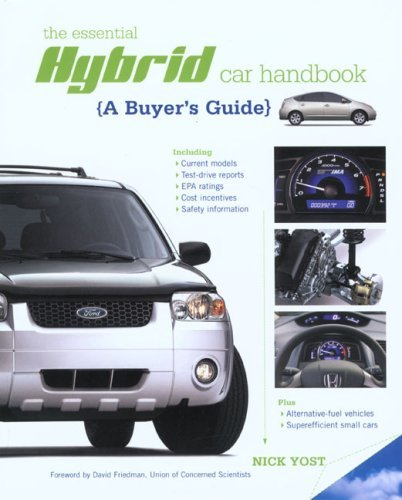 The Essential Hybrid Car Handbook: A Buyer's Guide