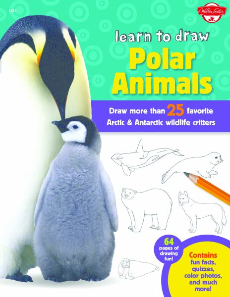Polar Animals (Learn to Draw)