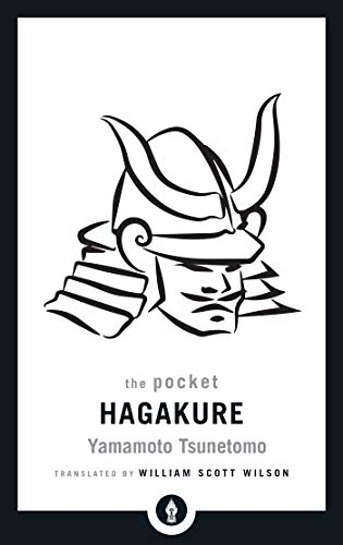 The Pocket Hagakure (Shambhala Pocket Library)