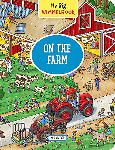 On the Farm (My Gib Wimmelbook)