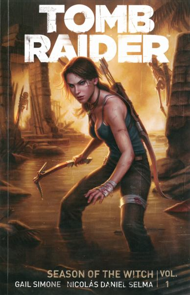 Tomb Raider: Season of the Witch (Vol.1)