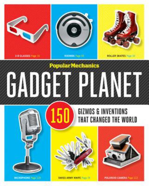 Popular Mechanics Gadget Planet