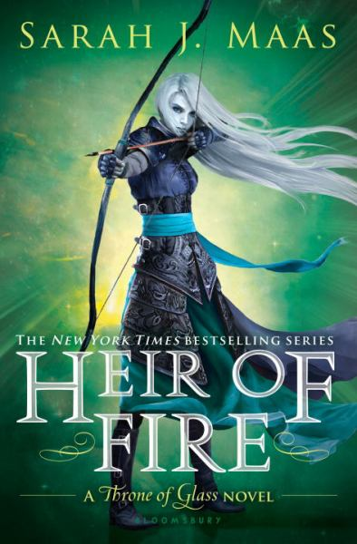 Heir of Fire (Throne of Glass, Bk. 3)